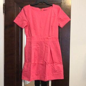 Barbie pink cocktail dress